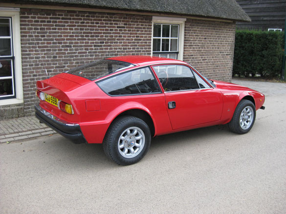 Alfa Romeo Junior Zagato; 1971