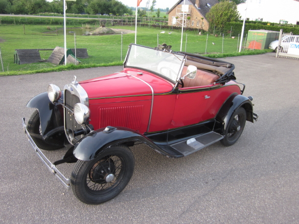 Ford A Roadster; 1930