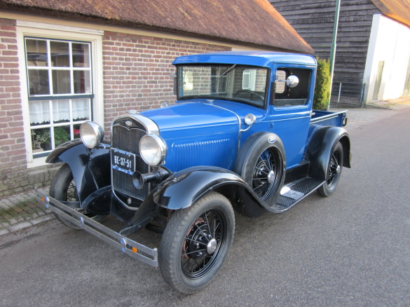 Ford A Pickup; 1931